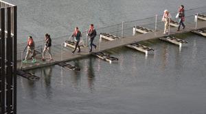 Floating Walkways